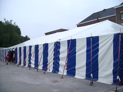 The Tentshop - Spantent